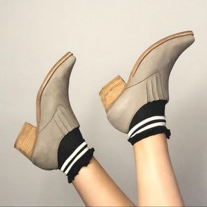 ⚡️Suede Ankle Boots⚡️